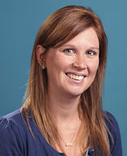 Photo of autism researcher Dr. Amie Duncan
