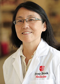 Photo of Dr. Ellen Li, autism researcher