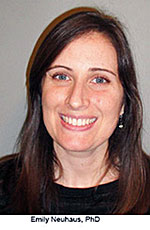 photo of Dr. Emily Neuhaus