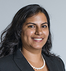 Photo of autism researcher Dr. Yamini J. Howe, courtesy of Lurie Center/MassGeneral Hospital